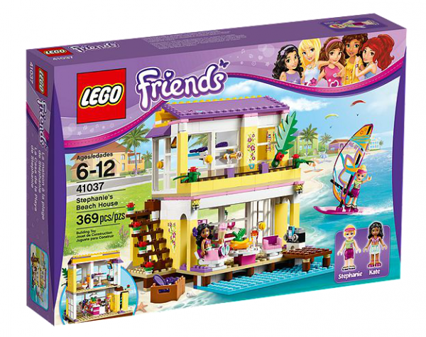 LEGO® Friends 41037 Stephanies Strandhaus