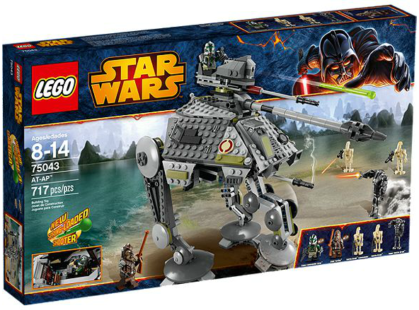 LEGO® Starwars 75043 AT-AP