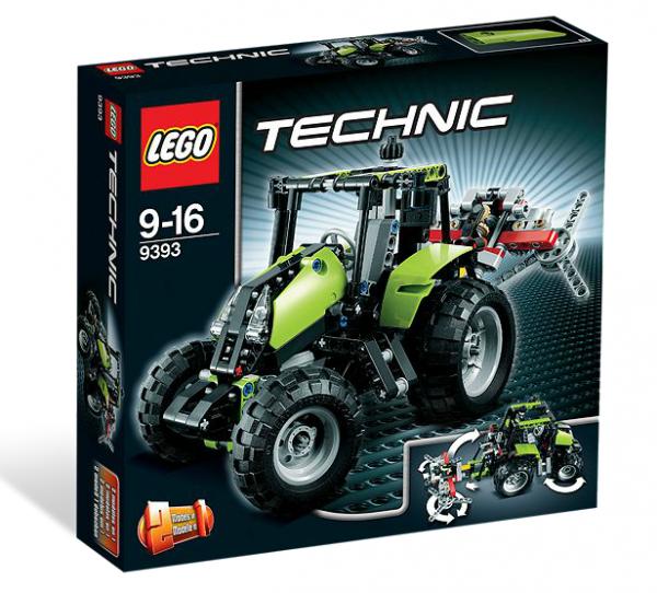 LEGO® Technic 9393 Traktor