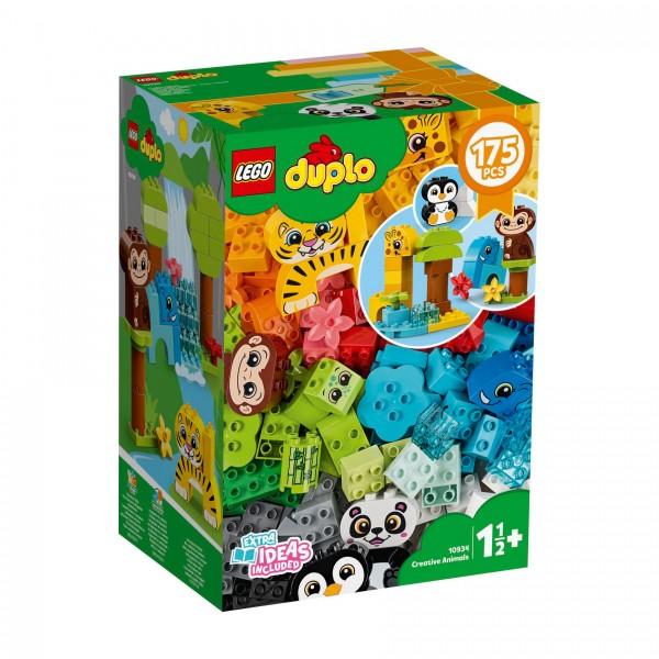 LEGO® DUPLO® 10934 Bausteine - Großer Tierspaß