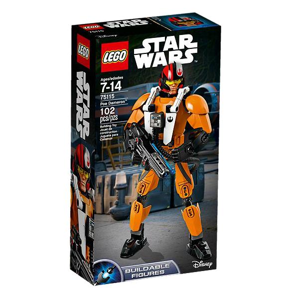 LEGO® Starwars 75115 Poe Dameron