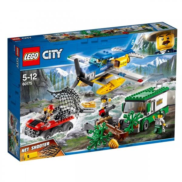 LEGO® CITY 60175 Überfall auf dem Gebirgsfluss