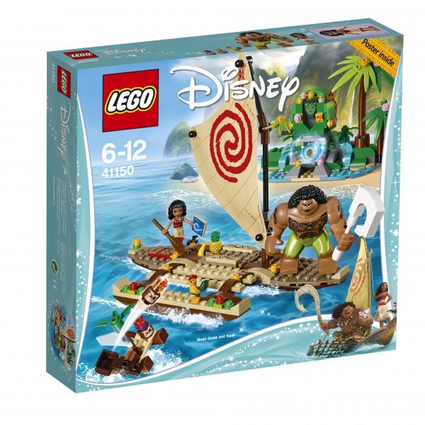 LEGO® Disney Princess 41150 Vaiana auf hoher See