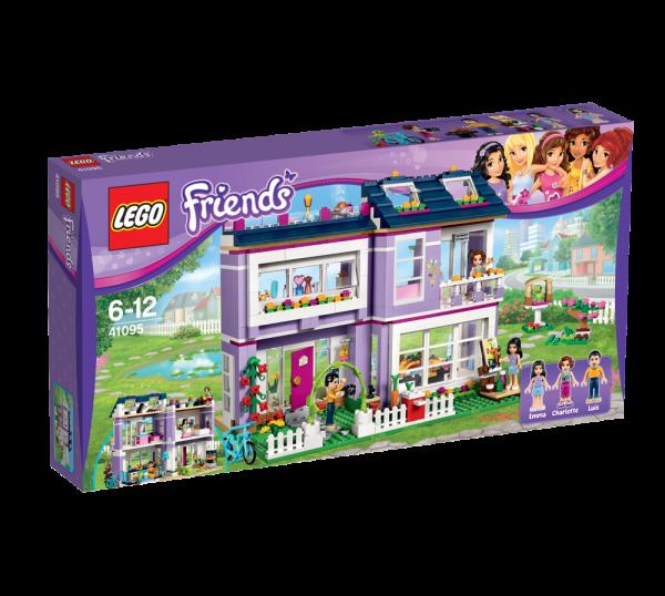 LEGO® Friends 41095 Emmas Familienhaus