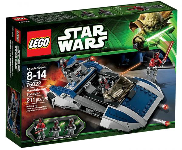 LEGO® Starwars 75022 Mandalorian Speeder