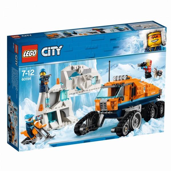 LEGO® CITY 60194 Arktis-Erkundungstruck