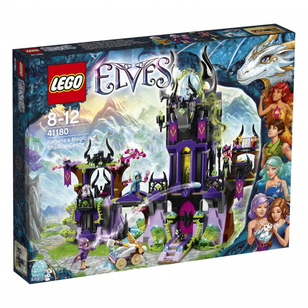 LEGO® Elves 41180 Raganas magisches Schattenschloss