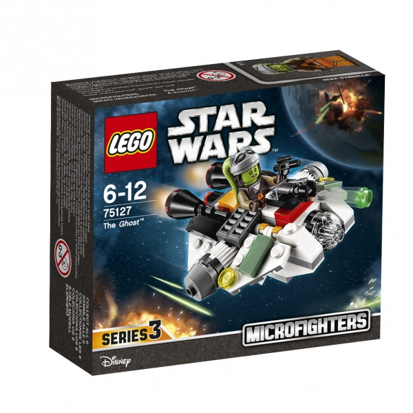LEGO® Starwars 75127 The Ghost