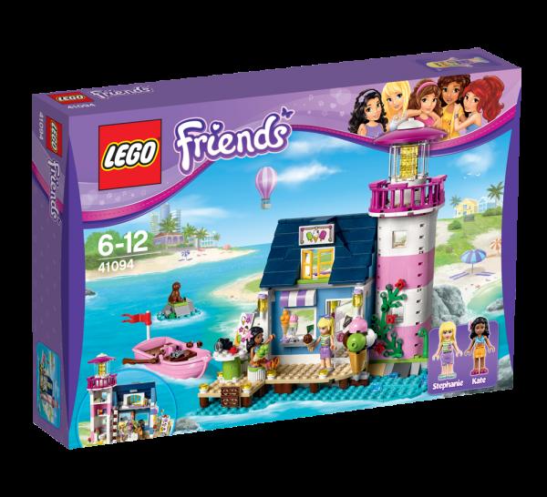 LEGO® Friends 41094 Heartlake Leuchtturm