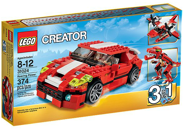 LEGO® Creator 31024 Power Racer