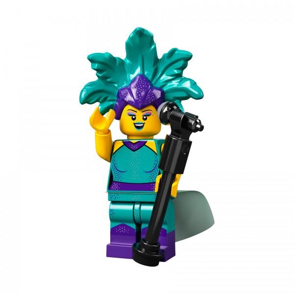 LEGO® Minifigur Serie 21 71029-12: Kabarett-Sängerin