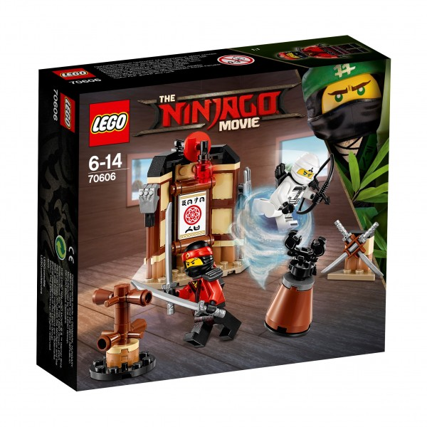 LEGO® Ninjago Movie 70606 Spinjitzu-Training