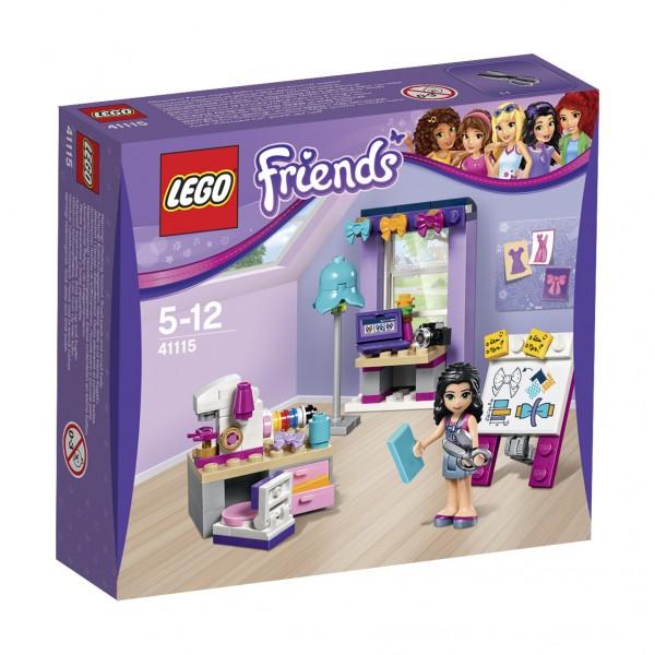 LEGO® Friends 41115 Emmas Erfinderwerkstatt