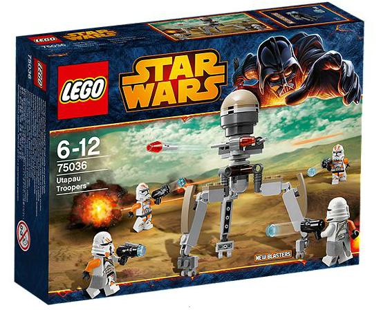 LEGO® Starwars 75036 Utapau Troopers