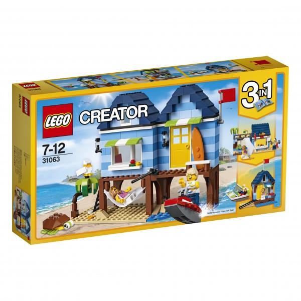 LEGO® Creator 31063 Strandurlaub