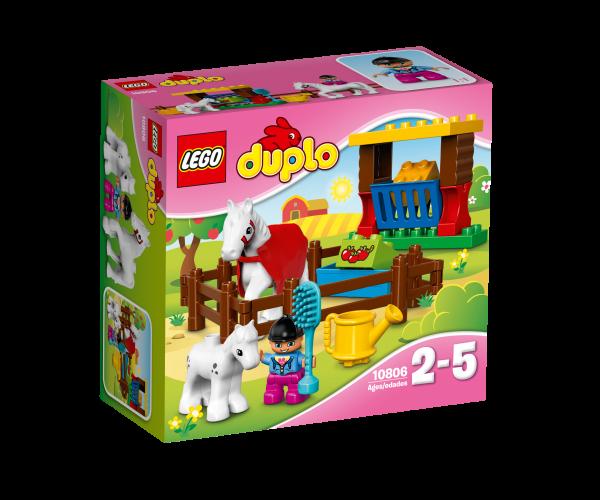 LEGO® DUPLO® 10806 Pferde
