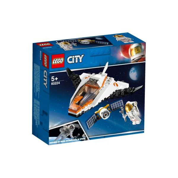 LEGO® CITY 60224 Satelliten-Wartungsmission