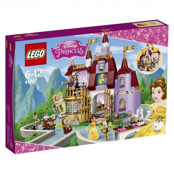 LEGO® Disney Princess 41067 Belles bezauberndes Schloss