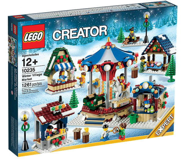 LEGO® 10235 Winterlicher Markt