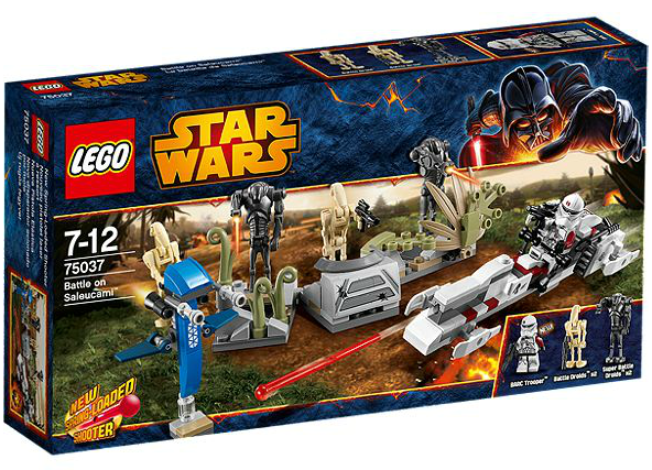 LEGO® Starwars 75037 Battle on Saleucami
