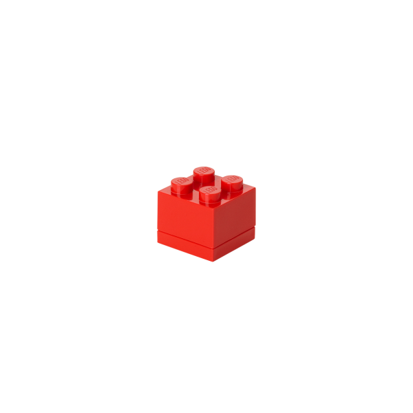 LEGO® 4011 Mini Box 4 rot