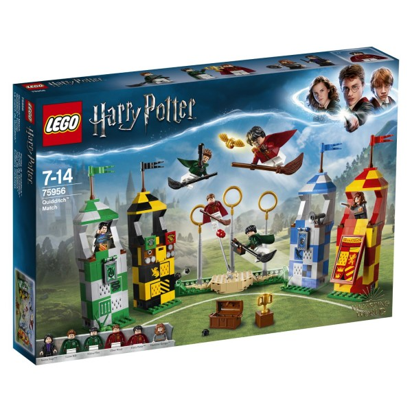 LEGO® Harry Potter 75956 Quidditch™ Turnier