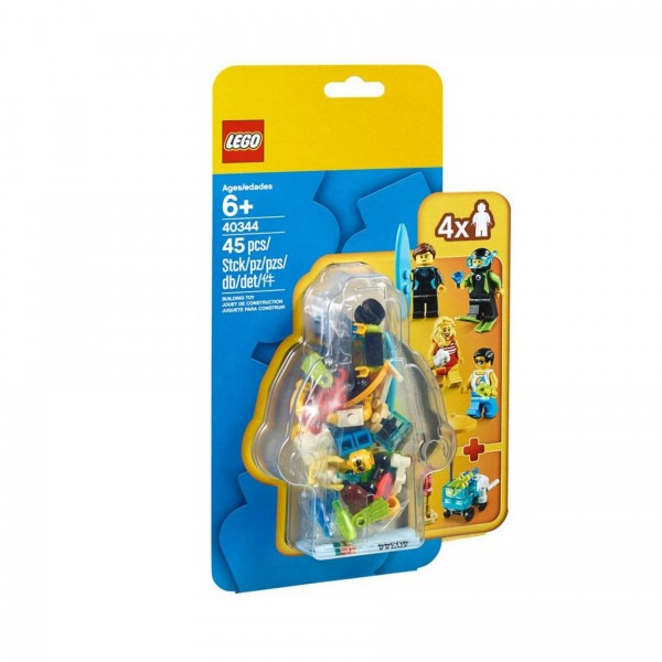 LEGO® 40344 Minifiguren-Set - Sommerparty