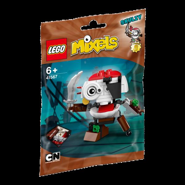 LEGO® Mixels 41567 SKULZY