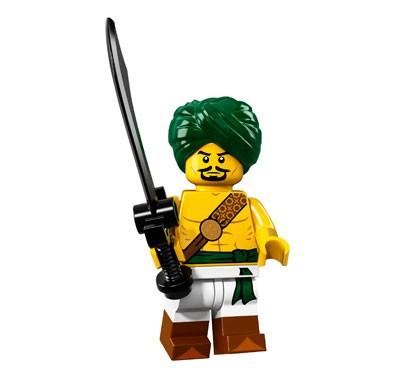 LEGO® Minifiguren Serie 16 - Wüstenritter 71013-02