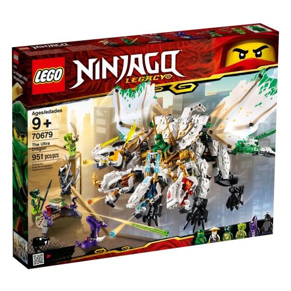 LEGO® NINJAGO® 70679 Der Ultradrache