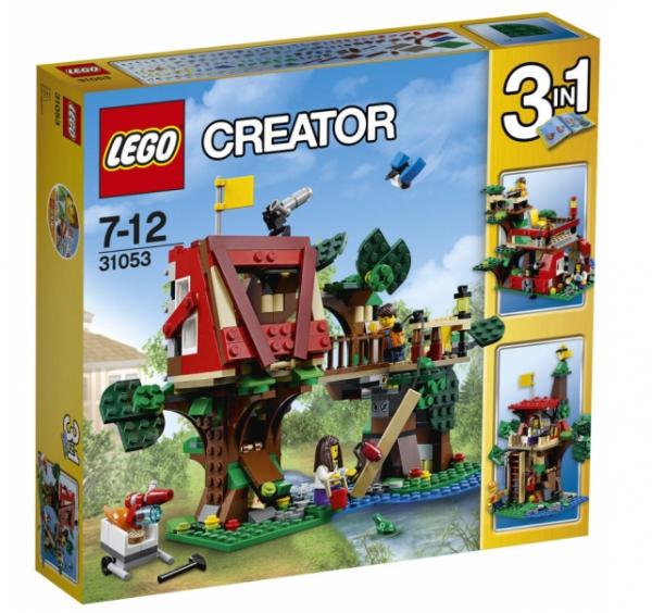 LEGO® Creator 31053 Baumhausabenteuer