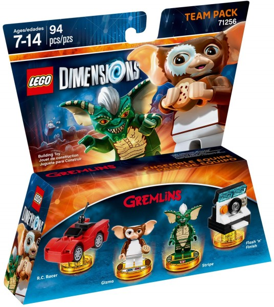 LEGO® Dimensions 71256 Team Pack Gremlins