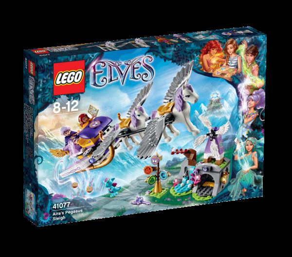 LEGO® Elves 41077 Airas Pegasus-Schlitten