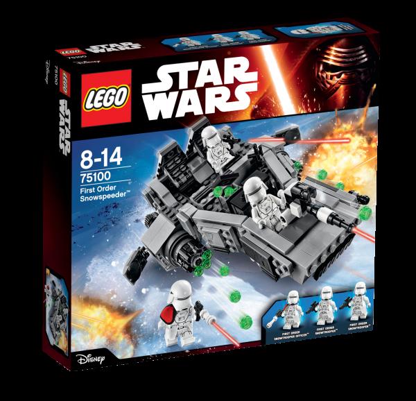 LEGO® Starwars 75100 First Order Snowspeeder