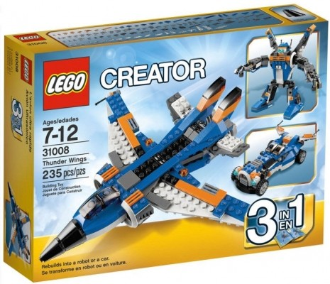 LEGO® Creator 31008 Power Jet