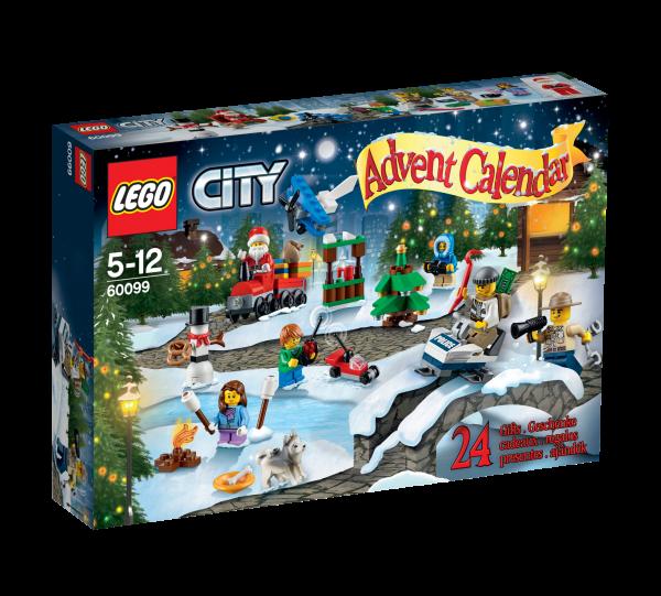 LEGO® CITY 60099 Adventskalender 2015