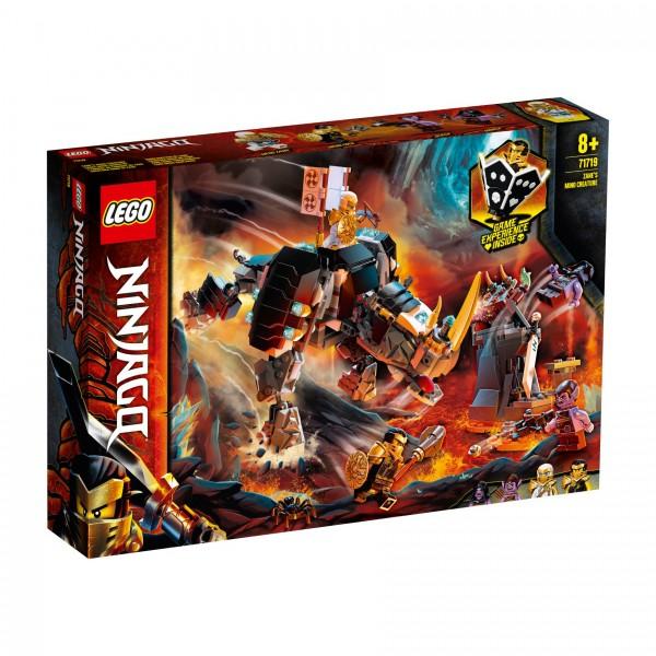 LEGO® NINJAGO® 71719 Zanes Mino-Monster