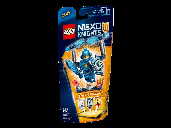 LEGO® Nexo Knights 70330 Ultimativer Clay