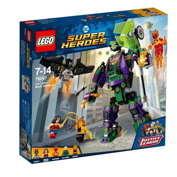 LEGO® DC Universe Super Heroes 76097 Lex Luthor Mech