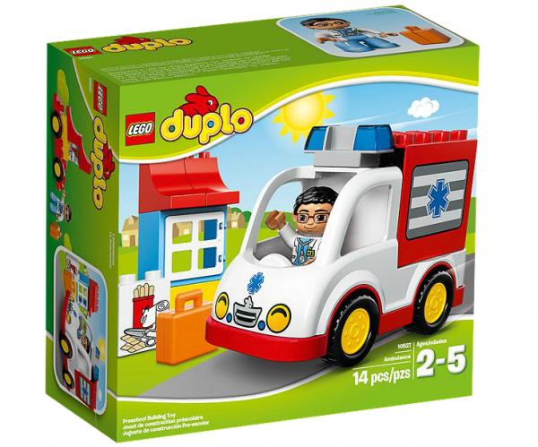 LEGO® DUPLO® 10527 Krankenwagen