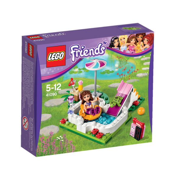 LEGO® Friends 41090 Olivias Gartenpool