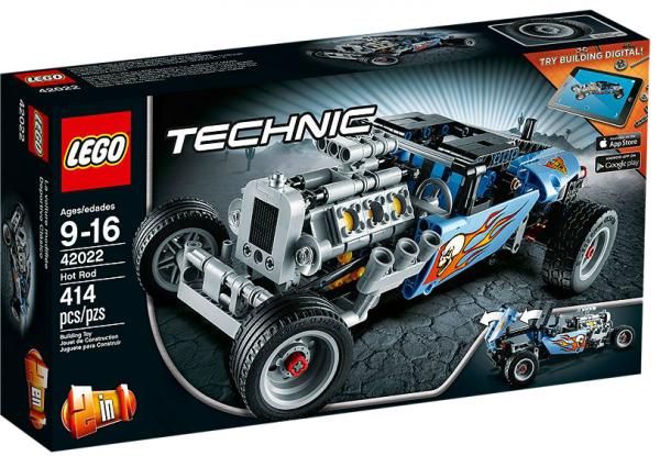 LEGO® Technic 42022 Hot Rod