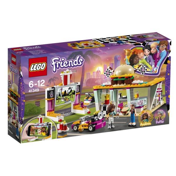 LEGO® Friends 41349 Burgerladen