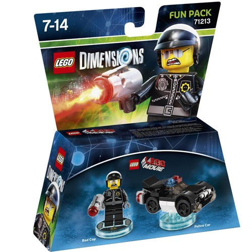 LEGO® Dimensions 71213 Fun Pack The LEGO Movie: Bad Cop