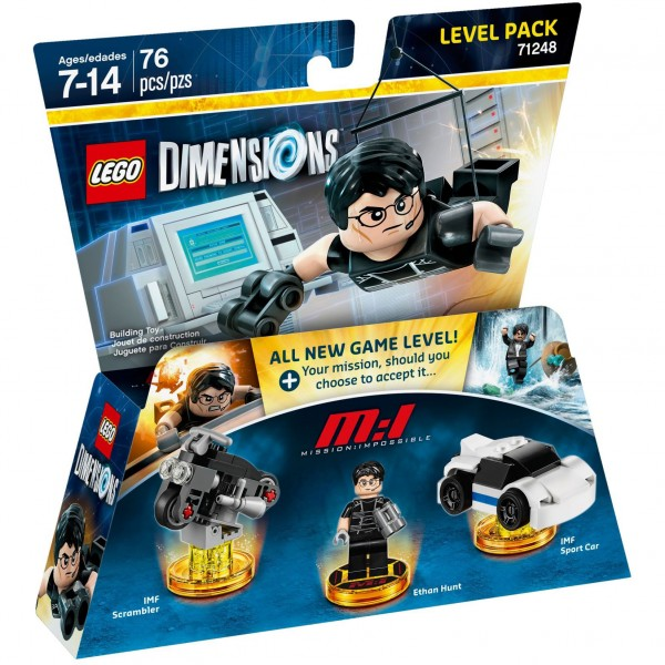 LEGO® Dimensions 71248 Level Pack Mission Impossible: Ethan Hunt
