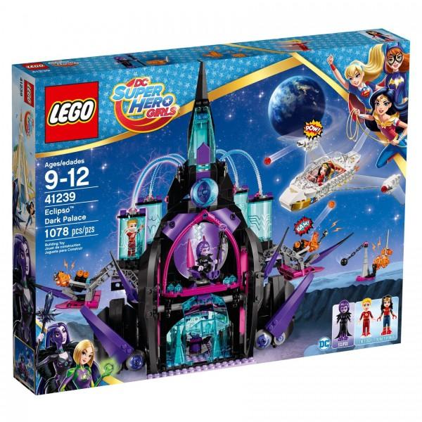 LEGO® DC Super Hero Girls 41239 Der dunkle Palast von Eclipso