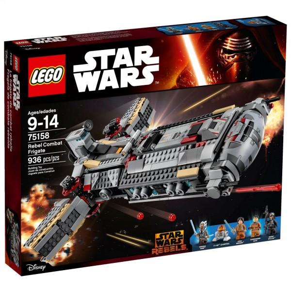 LEGO® Starwars 75158 Rebel Combat Frigate