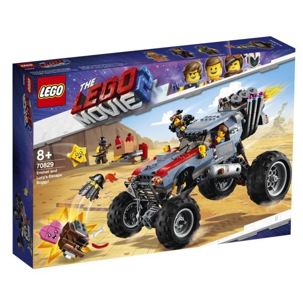 LEGO® Movie 2 - 70829 Emmets und Lucys Flucht-Buggy!