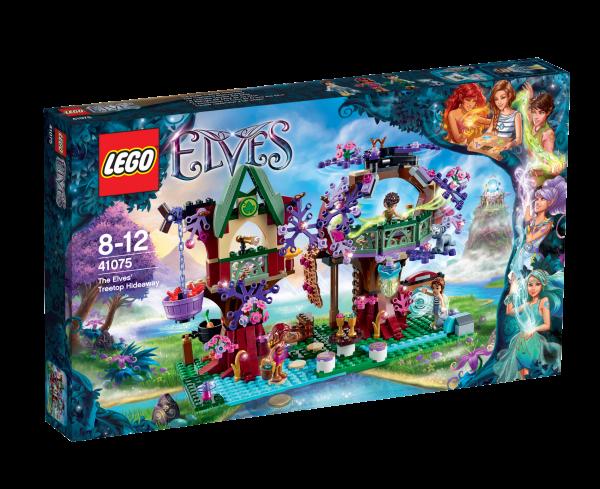 LEGO® Elves 41075 Das mystische Elfenversteck
