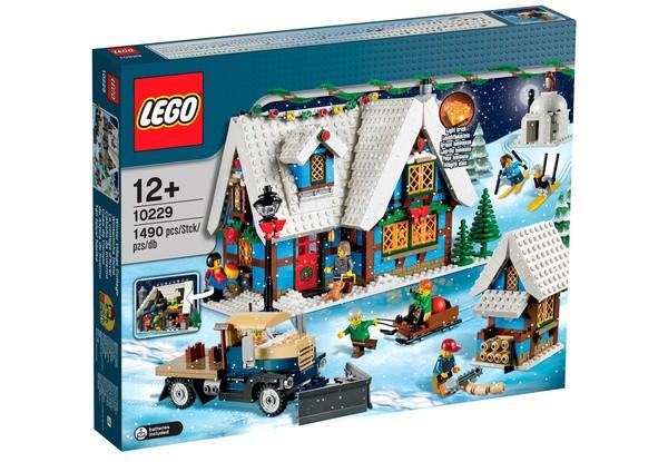 LEGO® 10229 Winterliche Hütte